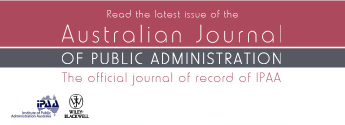 Australian Journal of Public Administration